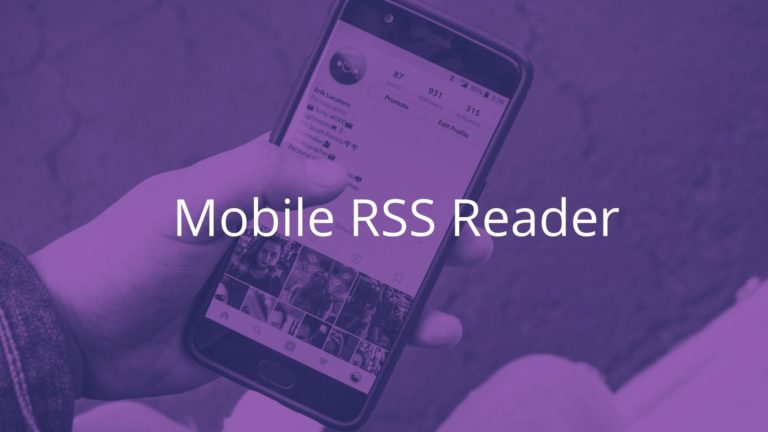 MobileRSSReader